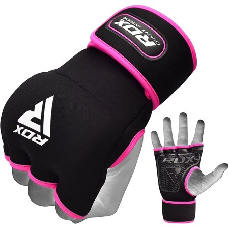 RDX Ladies Hand Wrap MMA Boxing Women Wrist Strap Gloves Support Gel Padded