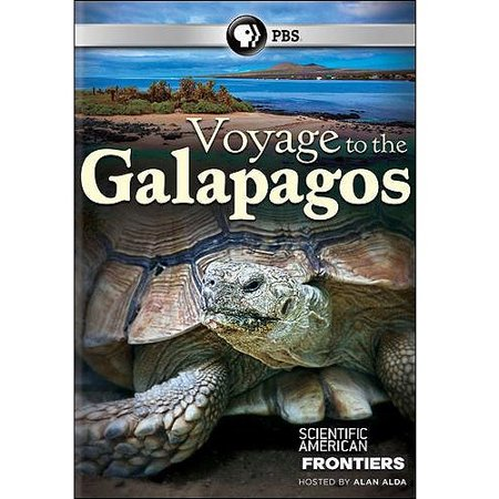 Scientific American Frontiers  Voyage To The Galapagos