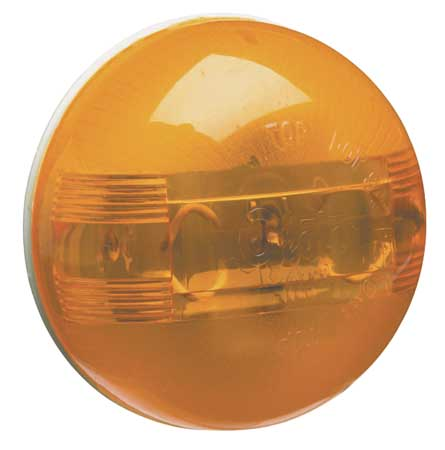 Clearance/Marker Lamp,PC Rated,Yellow GROTE 47233