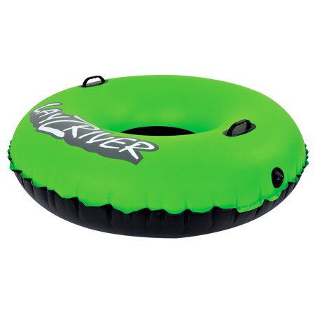 Blue Wave Sports LayZRiver Inflatable Swim 47-in Inflatable Swim River Float (Outcast Fish Cat 4 Deluxe Float Tube)