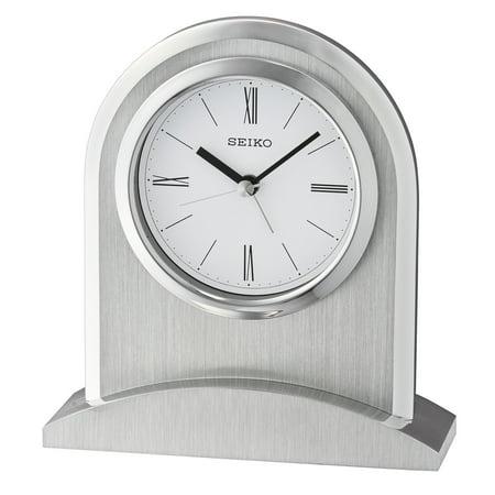 Seiko 5H in. Desk Clock with Alarm