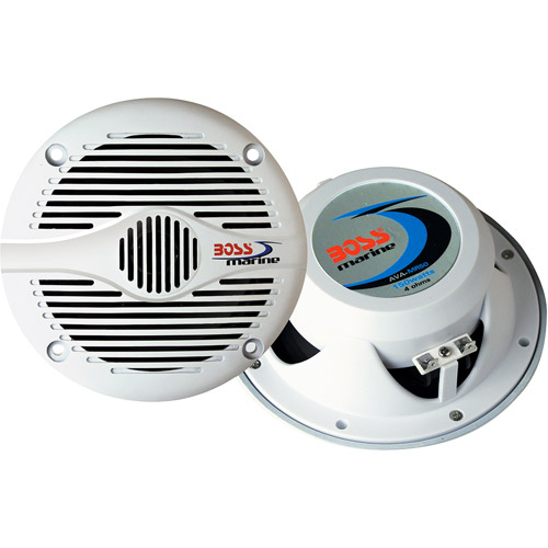 "Boss 5-1/4"" 2-Way Marine Speaker"