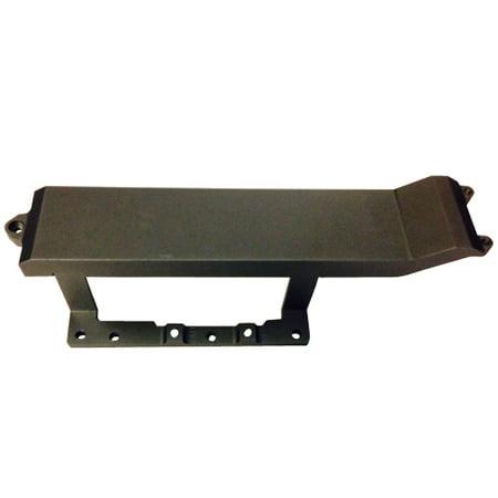 Redcat Racing T8-810-040AL Aluminum upgrade center bottom skid (Aluminum Center Skid Plate)