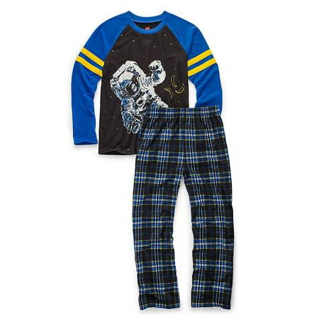 Hanes Boys' Sleepwear 2-Piece Set, Astronaut Print - 6019A](Astronaut Outfits)