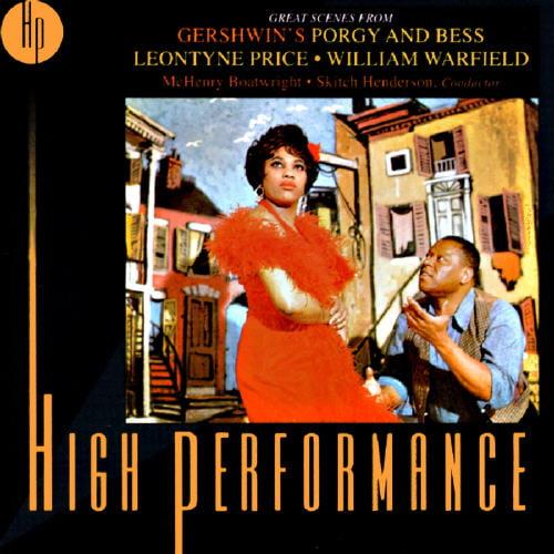 Gershwin : Porgy & Bess (Hlts)