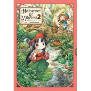 Hakumei & Mikochi: Tiny Little Life in the Woods, Vol. 2