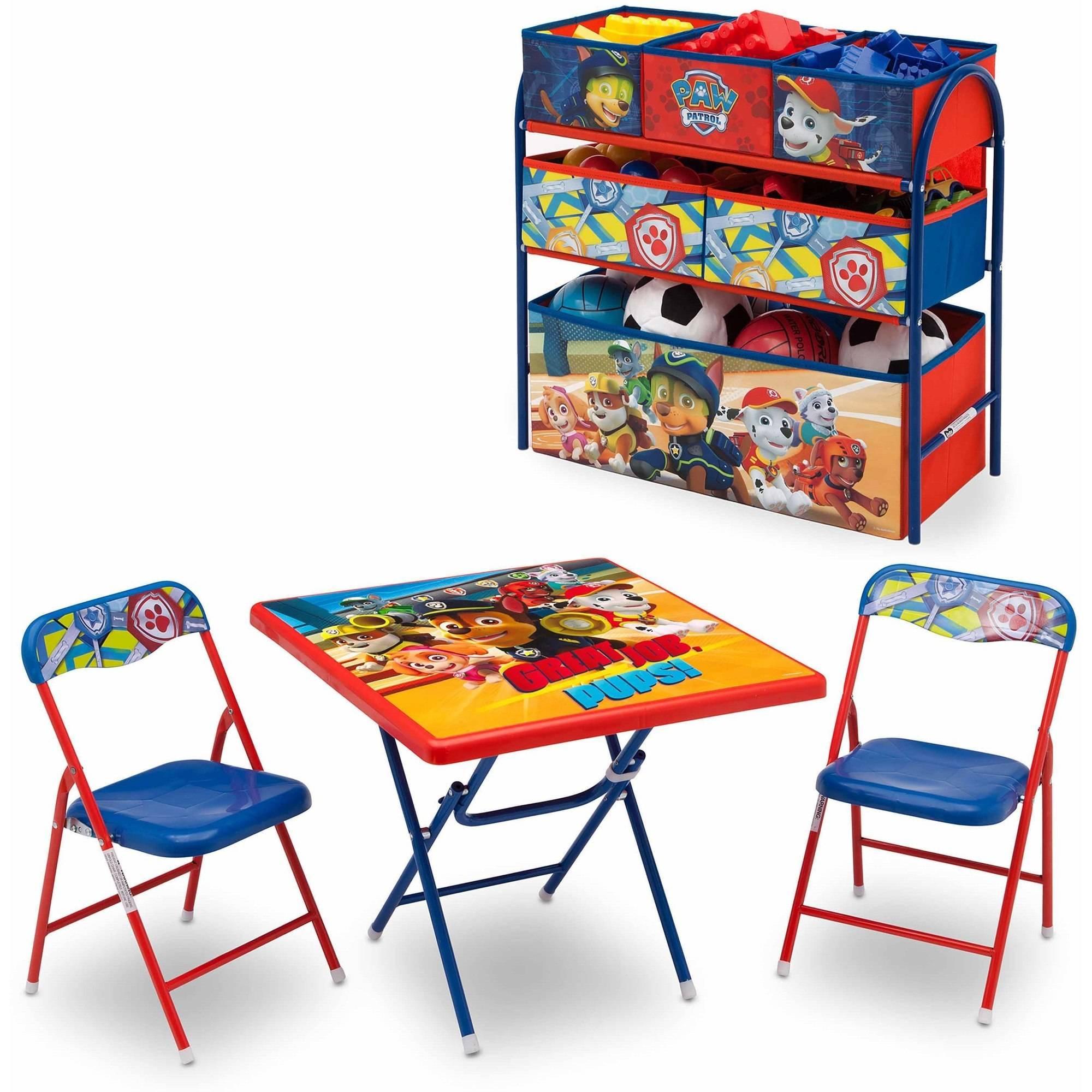 Nick Jr. PAW Patrol Playroom Solution