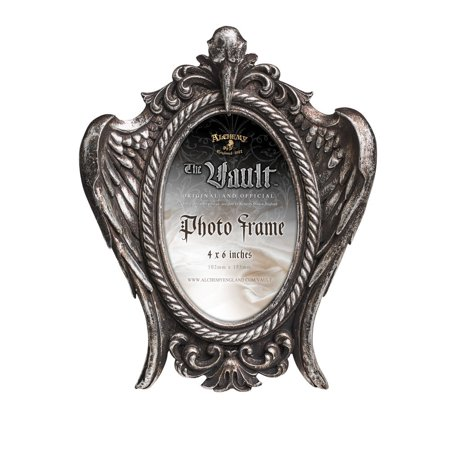 RBI Picture Frame Romantic Victorian England Spirit of the Raven Forlorn Lover of Tragic Loss Victorian Gothic Romance