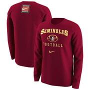 Florida State Seminoles Nike Retro Pack Long Sleeve T-Shirt - Garnet