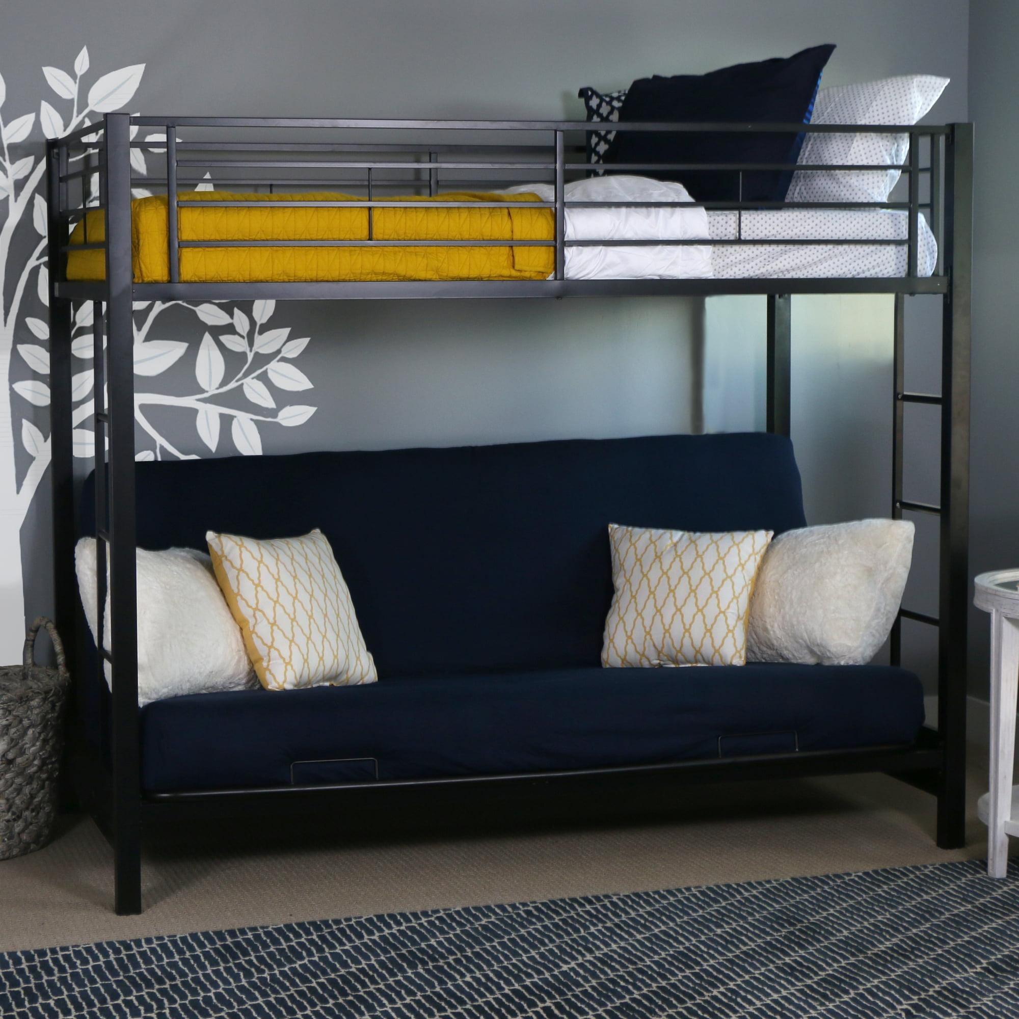 Universal full over full bunk bed for Full over full bunk beds