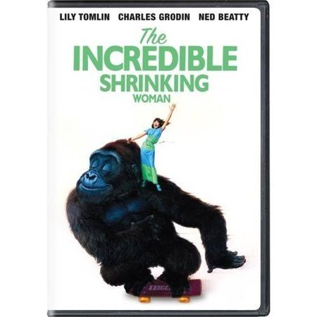 The Incredible Shrinking Woman - Lady From Incredibles