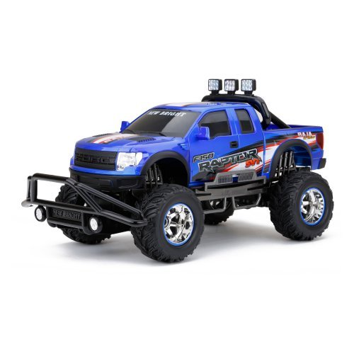 New Bright 1:10 Baja Extreme Ford F-150 Raptor Radio Controlled Toy