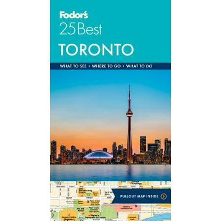 Fodor's Toronto 25 Best