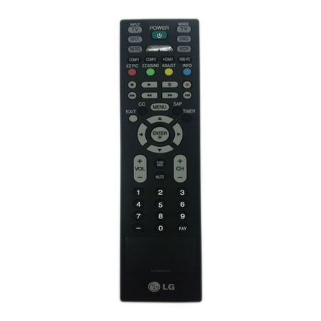 Original TV Remote Control for LG 47LBX Television - image 2 of 2