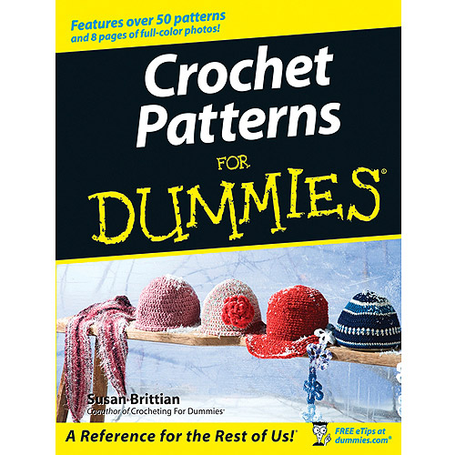 Wiley Publishers Crochet Patterns For Dummies