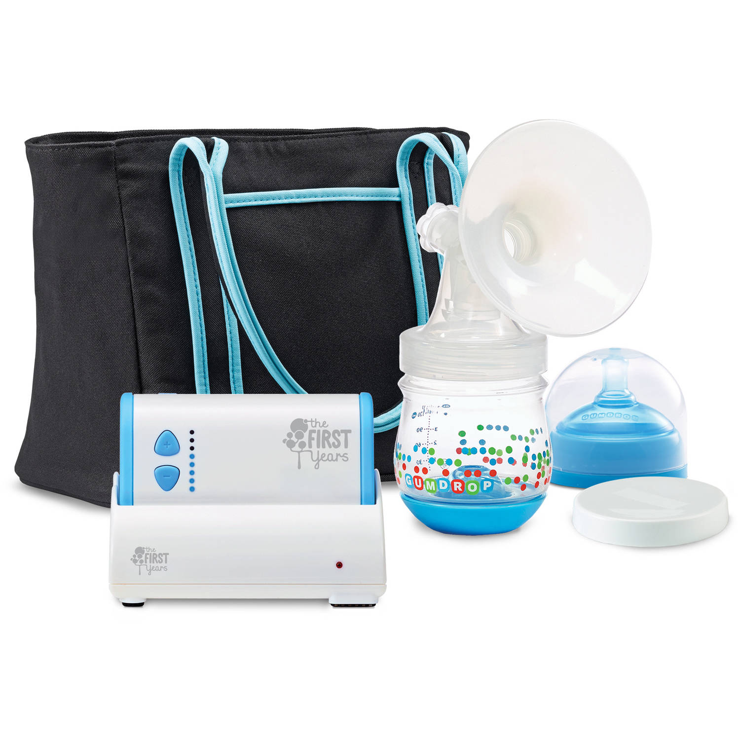 The First Years Sole Expressions Single Electric Breast Pump