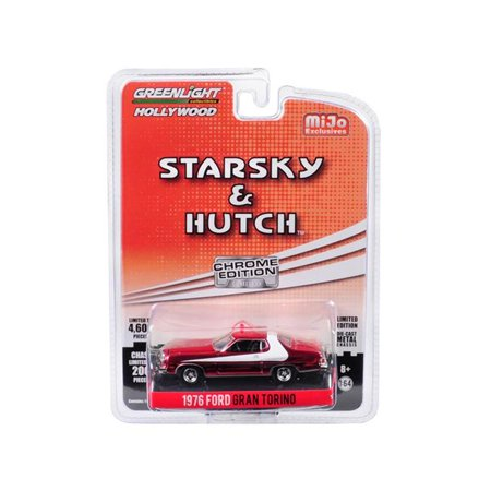 1976 Ford Gran Torino - 1976 Ford Gran Torino Chrome Red