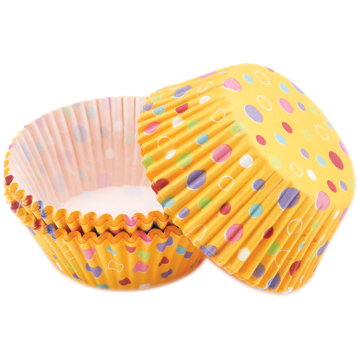 Standard Baking Cups-Sweet Dots 75/Pkg