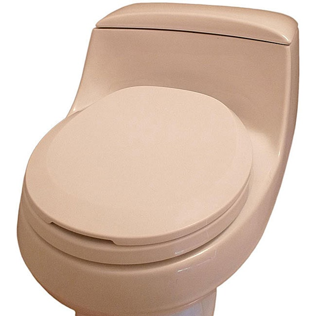 Trimmer  Hygenic White Toilet Seat