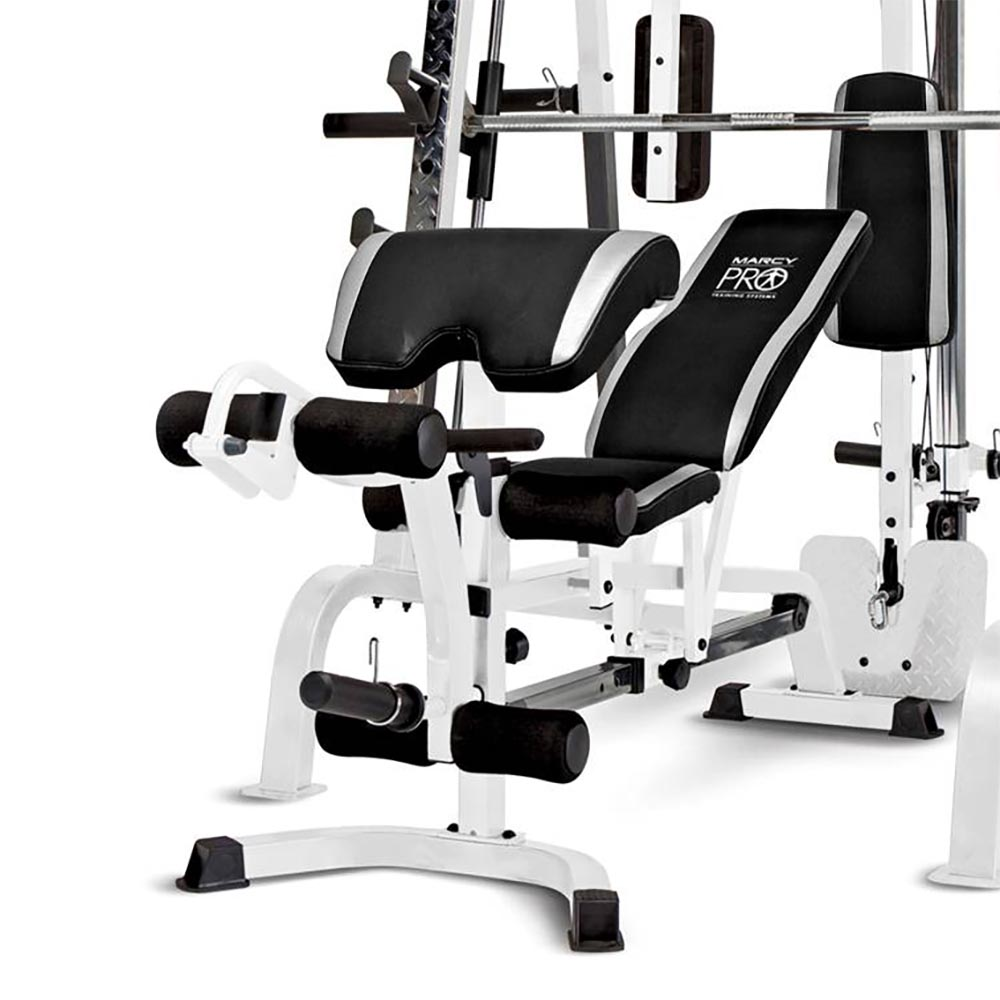 Marcy Diamond Smith Total Machine Workout Cage Body Training Home Gym System