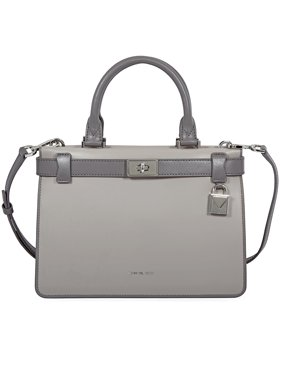 84a7845b9501 Product Image Michael Kors Tatiana Small Leather Satchel