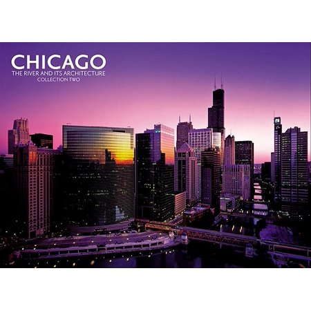 Chicago: The River and Its Architecture, Collection Two Notecards