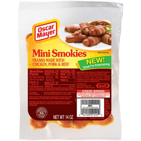 Oscar Mayer Hot Dogs Walmart