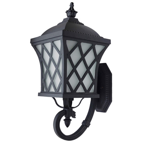 Charlton Home Smythe 1-Light Outdoor Wall Lantern