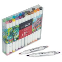 Blick Illustrator Markers and Sets