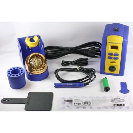 Hakko FX-951 Soldering Station and a T15-D16 1.6mm Chisel (Best Soldering Station With Chisel Tips)