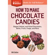 How to Make Chocolate Candies - Paperback