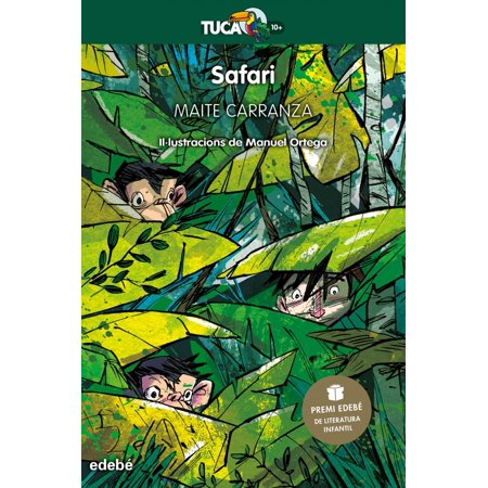 Safari (Premi Edebé 2019 de Literatura Infantil) - eBook - Musica De Halloween Infantil