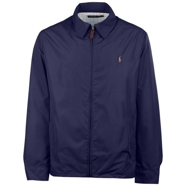 Polo Ralph Lauren Men's Big & Tall Bi-Swing Windbreaker Jacket