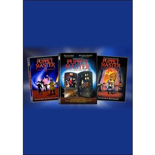 Puppet Master: 3 Movie Collection (Widescreen)