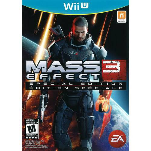 Mass Effect 3 (wii U) - Pre-owned