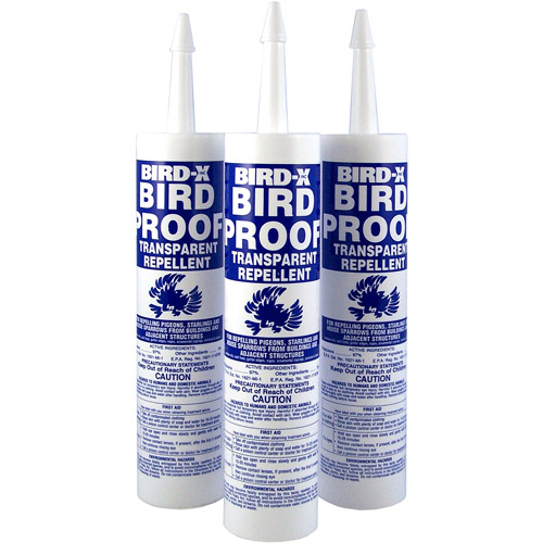 Bird-X Bird-Proof Bird Repellent Gel