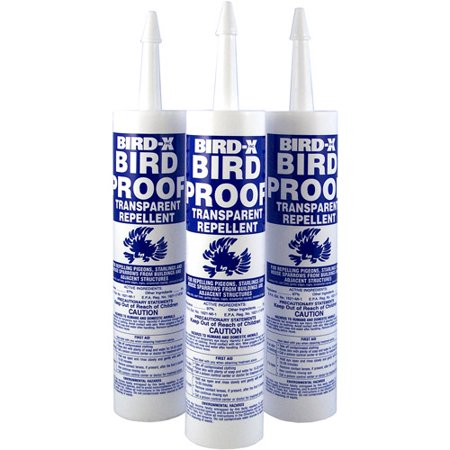 Bird X Bird Proof Bird Repellent Gel 3 pk