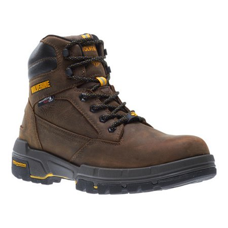 - Men's Wolverine Legend LX Durashocks Waterproof CarbonMax Toe Boot
