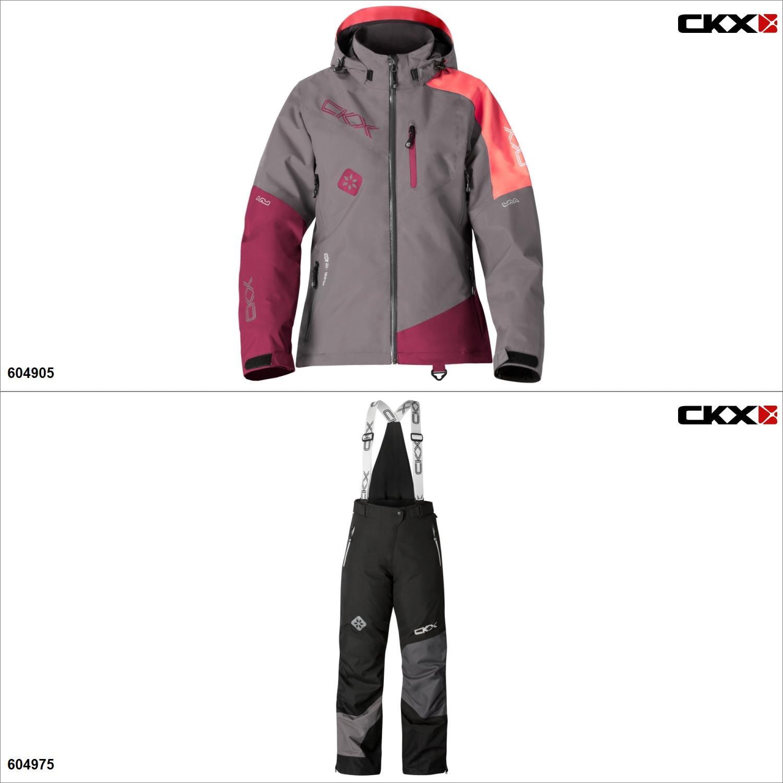 CKX Regular Montana Jacket Women_kit