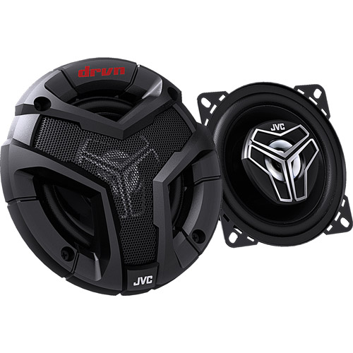 "JVC Mobile CS-V428 4"" 2-Way Coaxial Speakers"
