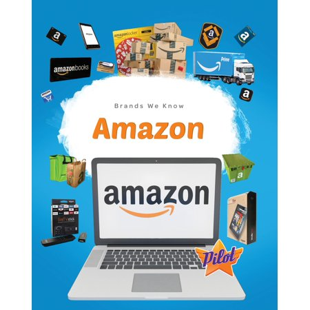 Amazon - eBook Jeff Bezos, the founder and CEO of Amazon.com, started the internet company out of his garage in 1994. The company began as an online bookstore selling around one million titles. Since then, Amazon has grown into one of the largest online retailers in the world! This title for young readers highlights the history and innovations of this popular brand.