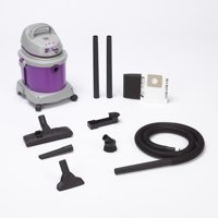 Shop-Vac 4-Gallon 4.5 Peak HP All Around Wet/Dry Vacuum with Onboard Tool & Cord Storage & Dual Filtration