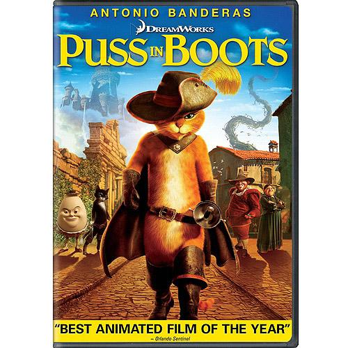 Puss In Boots (Exclusive) (Widescreen, WALMART EXCLUSIVE)