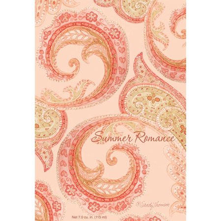 Fresh Scents Scented Sachet Set of 6 - Summer Romance