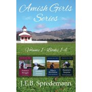 Amish Girls Series - Volume 1 (Books 1-4) (Paperback)