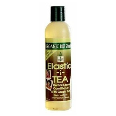 Organic Root Stimulator Elastic-i-Tea Herbal Leave-in Conditioner with Green Tea - Size : 9 oz ()