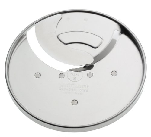 Cuisinart DLC-846TX 6mm Thick Slicing Disc, Fits 7 and 11-Cup Processors