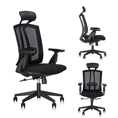 Dr Office Ergonomic Chair High Back Mesh Home Desk Modern Executive