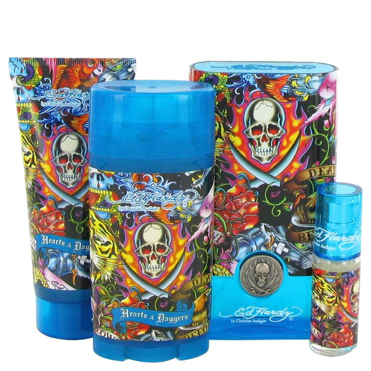 Christian Audigier Gift Set -- 3.4 oz Eau De Toilette Spr...