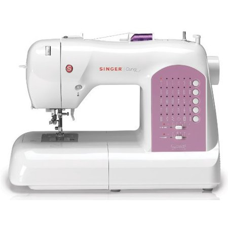 SINGER 40 Curvy Computerized FreeArm Sewing Machine Walmart Fascinating What Is A Free Arm On A Sewing Machine
